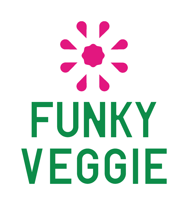 Funky Veggie logo Wacano