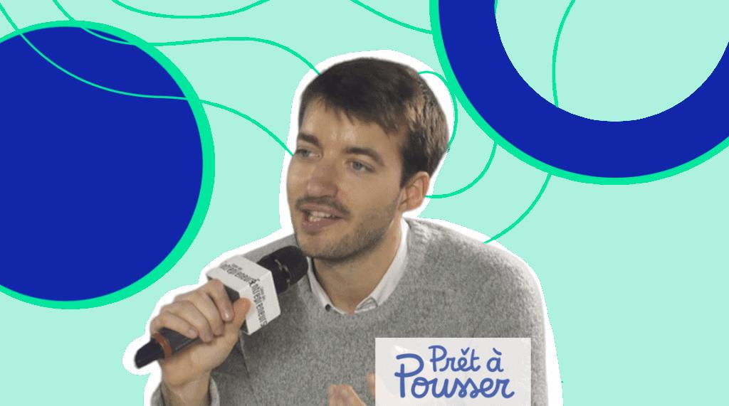 Jerome Devouge CEO Pret à Pousser Wacano