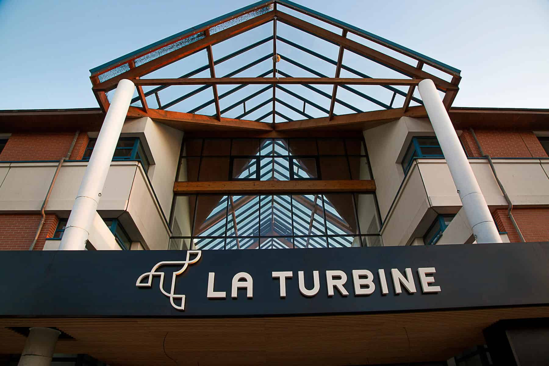 Incubateur cergy La Turbine