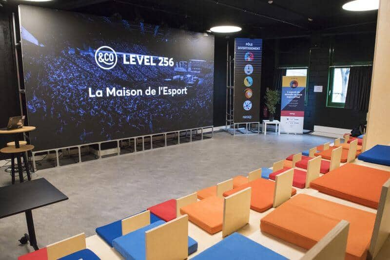 Amphi Level 256 Paris Soleillet Wacano