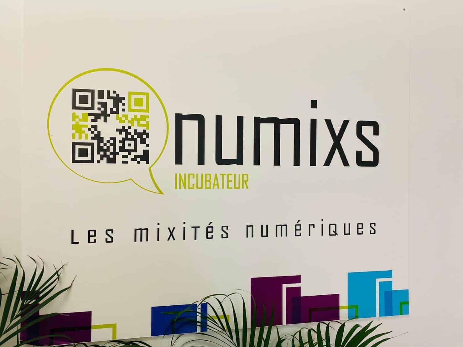 Incubateur Numixs sarcelles