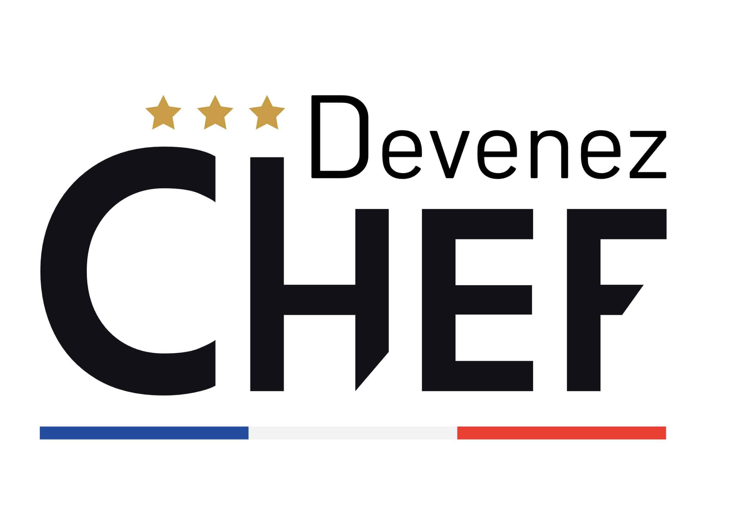 Devenez chef Logo Wacano
