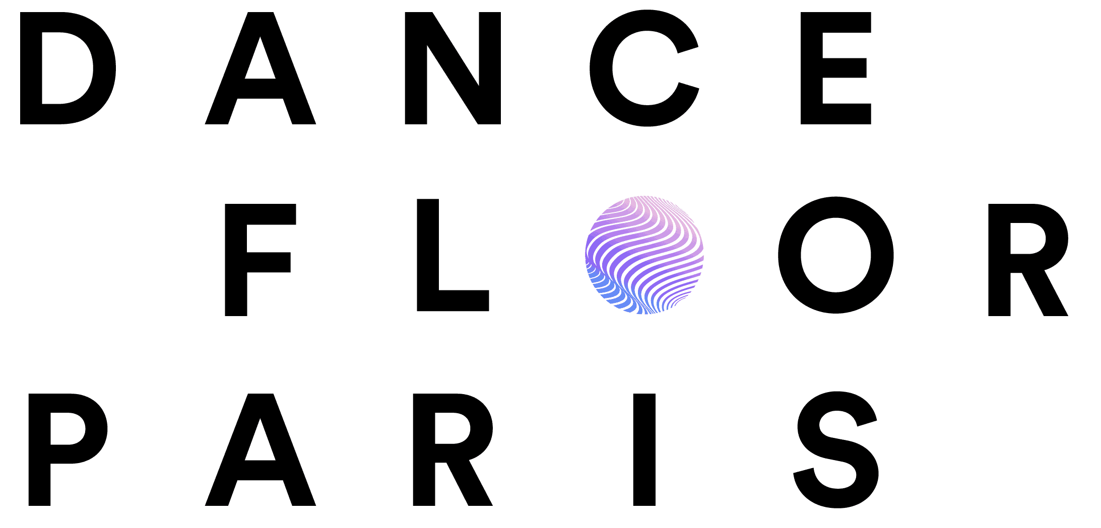 Dancefloor Paris PNG Logo Wacano